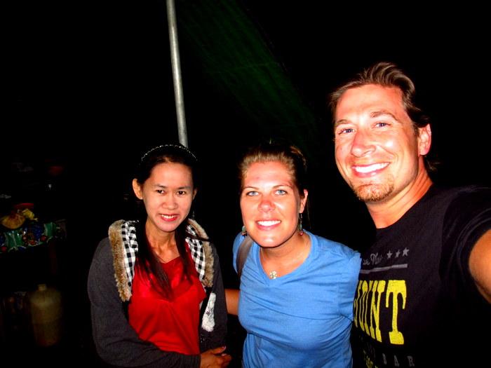 New Friend in Kratie, Cambodia