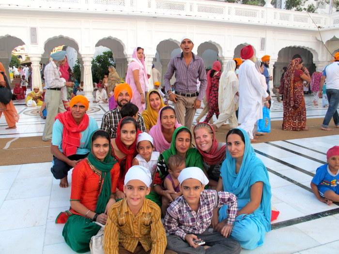 Amritsar, India Family Photos