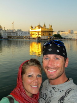Amritsar, India Golden Temple