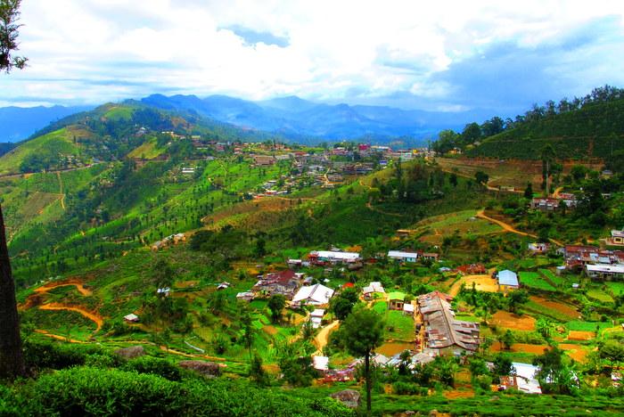 Ella, Sri Lanka View Point