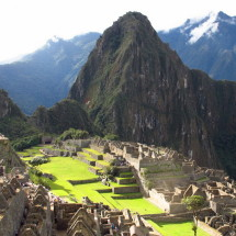 Machu Picchu, Peru Feature