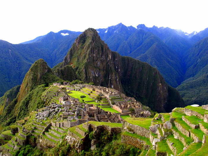 Machu Picchu, Peru THE View