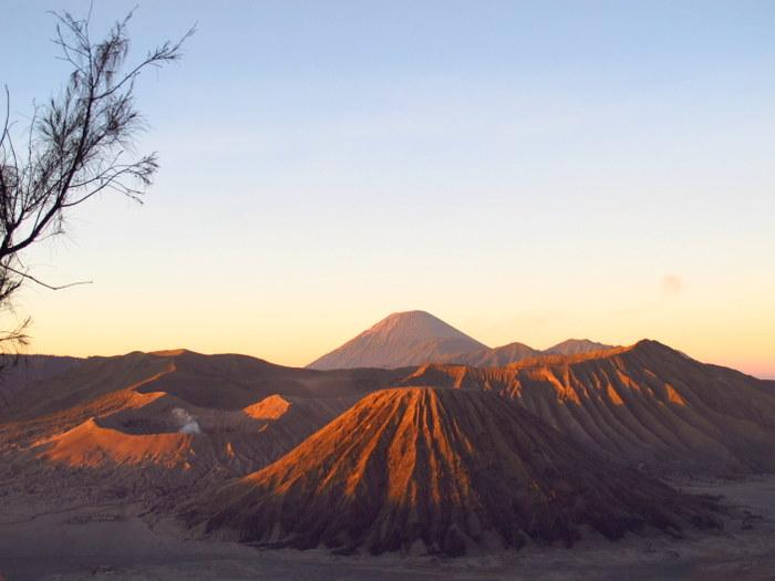 Mount Bromo Java, Indonesia
