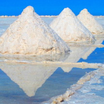 Salar de Uyuni, Bolivia Feature