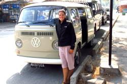 VW to Borobudur Java, Indonesia