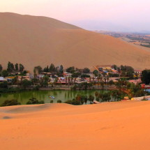 Huacachina, Peru Feature