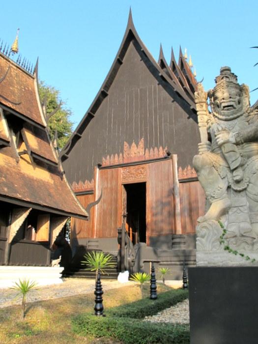 The Black House Museum Chiang Rai