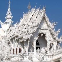 White Temple in Chiang Rai Thailand