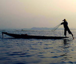 Feature Inle Lake Mynamar