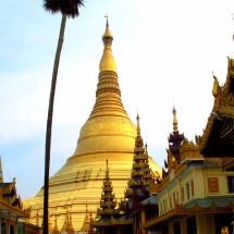Schwedagon, Yangon Header