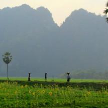 feature Hpaan, Myanmar